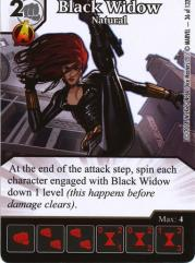 Black Widow - Natural