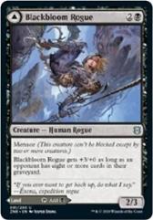 Blackbloom Rogue // Blackbloom Bog (U)