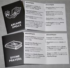 2nd Edition Spell/Prayer Booklets