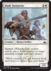 Blade Instructor (C) (Foil)