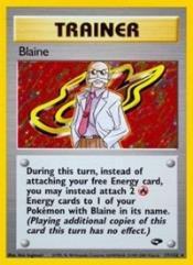 Blaine (17) (HR) #17 (Holo)