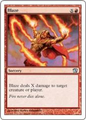 Blaze (U) (Foil)