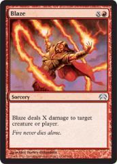 Blaze (U)