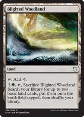 Blighted Woodland (U)