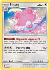 Blissey (HR) #153 (Holo)