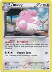 Blissey (HR) #82 (Holo)