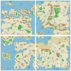 Blitzkrieg - Blitz World Map
