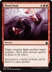 Blood Feud (U)