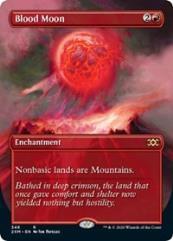 Blood Moon (Borderless) (R)