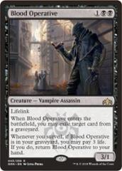 Blood Operative (R) (Foil)