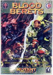 Blood Berets (French Edition)