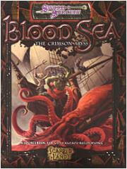 Blood Sea - The Crimson Abyss