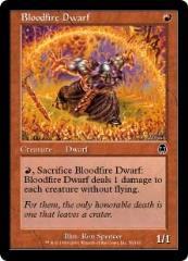 Bloodfire Dwarf (C)