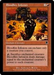 Bloodfire Infusion (C) (Foil)