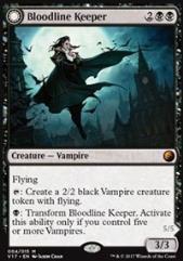 Bloodline Keeper (MR) (Foil)