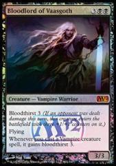 Bloodlord of Vaasgoth (P) (Foil)