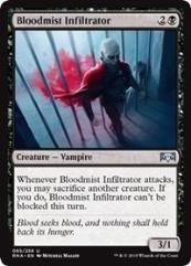 Bloodmist Infiltrator (U) (Foil)