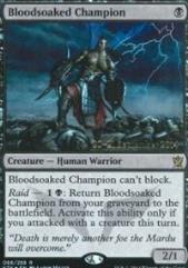 Bloodsoaked Champion (P) (Foil)