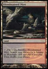 Bloodstained Mire (P) (Foil)