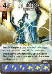 Blue Dragon - Lesser Dragon