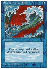 Blue Elemental Blast (P)