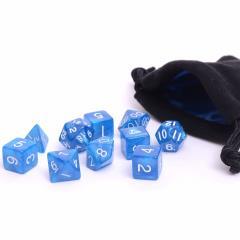 Blue Frost w/White (10)