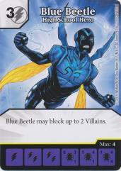 Blue Beetle - High School Hero