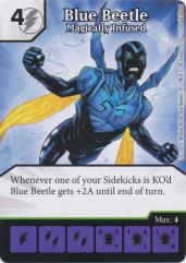 Blue Beetle - Magically Infused