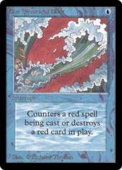 Blue Elemental Blast (German) (C)