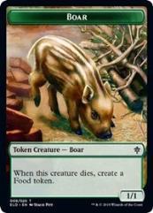 Boar Token (T)