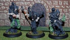 Bonewalker Wraith Set