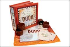 Dudo - The Origin of Liar's Dice (Bookshelf Edition)