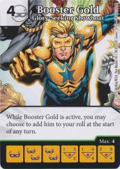 Booster Gold - Glory-Seeking Showboat