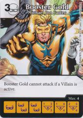 Booster Gold - Michael Jon Carter