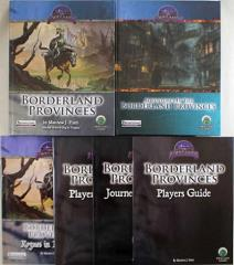 Borderland Provinces Complete Collection! (Pathfinder w/Limited Edition)