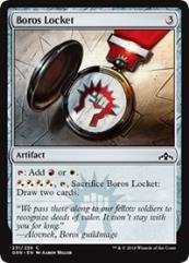 Boros Locket (C) (Foil)