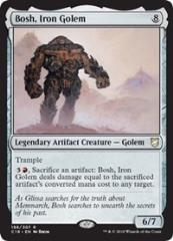 Bosh, Iron Golem (R)