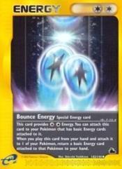 Bounce Energy (U) #142 (Reverse Holo)