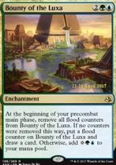 Bounty of the Luxa (P) (Foil)