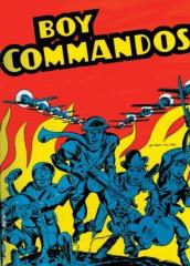 Boy Commandos Vol. 1, The
