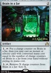 Brain in a Jar (P) (Foil)