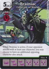 Brainiac - Collector of Worlds