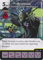 Brainiac - Twelfth-Level Intelligence