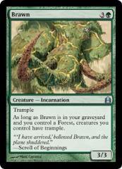 Brawn (U)