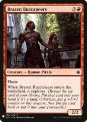 Brazen Buccaneers (C)