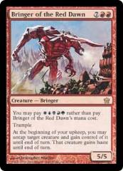 Bringer of the Red Dawn (R)