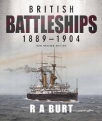 British Battleships - 1889-1904