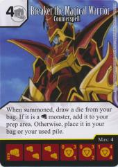Breaker the Magic Warrior - Counterspell