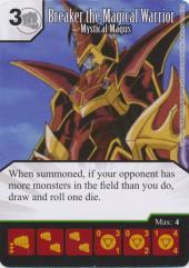 Breaker the Magic Warrior - Mystical Magus