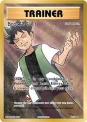 Brock's Grit (Full Art) (Ultra R) #107 (Holo)